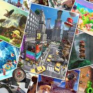 Super Mario Odyssey - Key Art 06 (background)