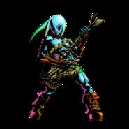 The Legend of Zelda Majora's Mask 3D - Character artwork 50