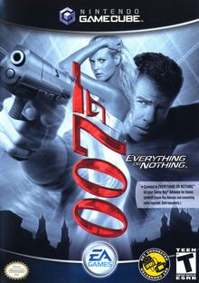 007 Everything or Nothing (GC) (NA)