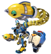 Switch ARMS characterart 08