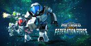Imagen promocional de Metroid Prime Federation Force