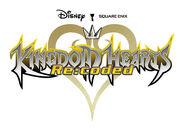 Kingdomhearts recoded logo