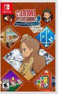 Layton's Mystery Journey - Katrielle (Switch) (NA)