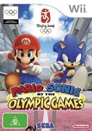 Mario and Sonic at the Olympic Games (Wii) (AU)