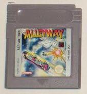 Alleyway Game Cartridge