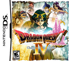 Dragon Quest IV DS (NA)