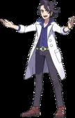 Professor Sycamore (Pokémon X and Y)