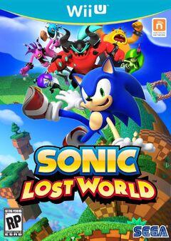 Sonic Lost World Portada
