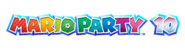WiiU MarioParty10 logo E3