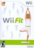 Wii Fit (Revised NA)