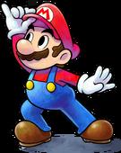 M&L PaperJam Mario