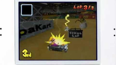 Mario Kart DS Trailer