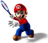 Mario MPT Artwork