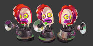 Splatoon Octopi