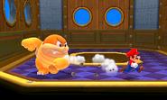 Super Mario 3d vs Boom Boom