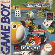 Micro Machines GB EU