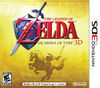 The Legend of Zelda Ocarina of Time 3D (NA)