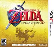 The Legend of Zelda Ocarina of Time 3D (NA)
