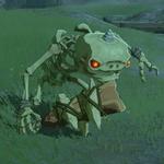 BotW Hyrule Compendium Stalkoblin