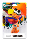 Amiibo - Splatoon - Inkling Squid Orange - Box