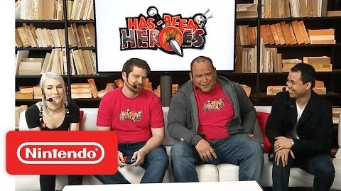 Has Been Heroes – Nintendo Treehouse Live with Nintendo Switch