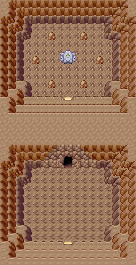 Island Cave (Interior)