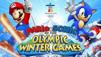 Mario & Sonic at the Olympic Winter Games (Vancouver 2010) - All Events & Dream Events in 1st Place