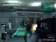 Metal Gear Solid Twin Snakes screenshot 5