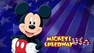 Mickey's Speedway USA - Mickey Mouse Voice Clips