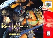 N64 KillerInstinctGold NA1
