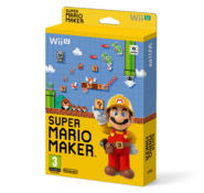 Super Mario Maker - Bundle Tentative UK