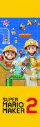 Super Mario Maker 2 - Key Art 04