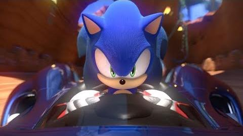 Team Sonic Racing - E3 Trailer