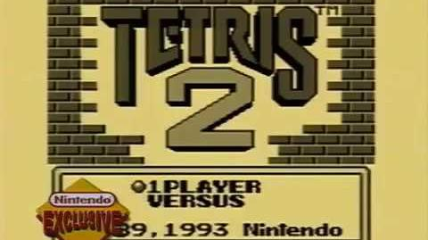 Tetris II (Game Boy) - Nintendo Power Previews 7 segment