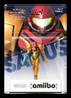 Amiibo - SSB - Samus - Box