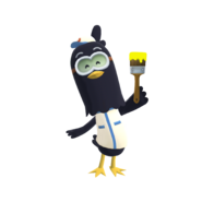 Animal Crossing - Pocket Camp - Character Artwork - Beppe 01