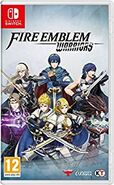 Fire Emblem Warriors Box art (Switch EU)