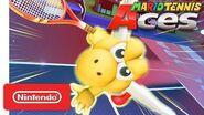 Mario Tennis Aces - Koopa Paratroopa