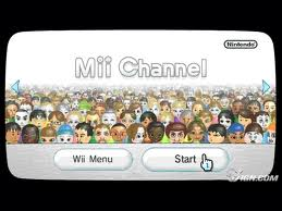 Mii Channel | Nintendo | FANDOM powered by Wikia