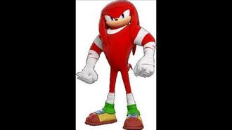 Sonic Boom Rise of Lyric - Knuckles The Echidna Unused Voice Clips