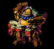 The Legend of Zelda Majora's Mask 3D - Character artwork 48