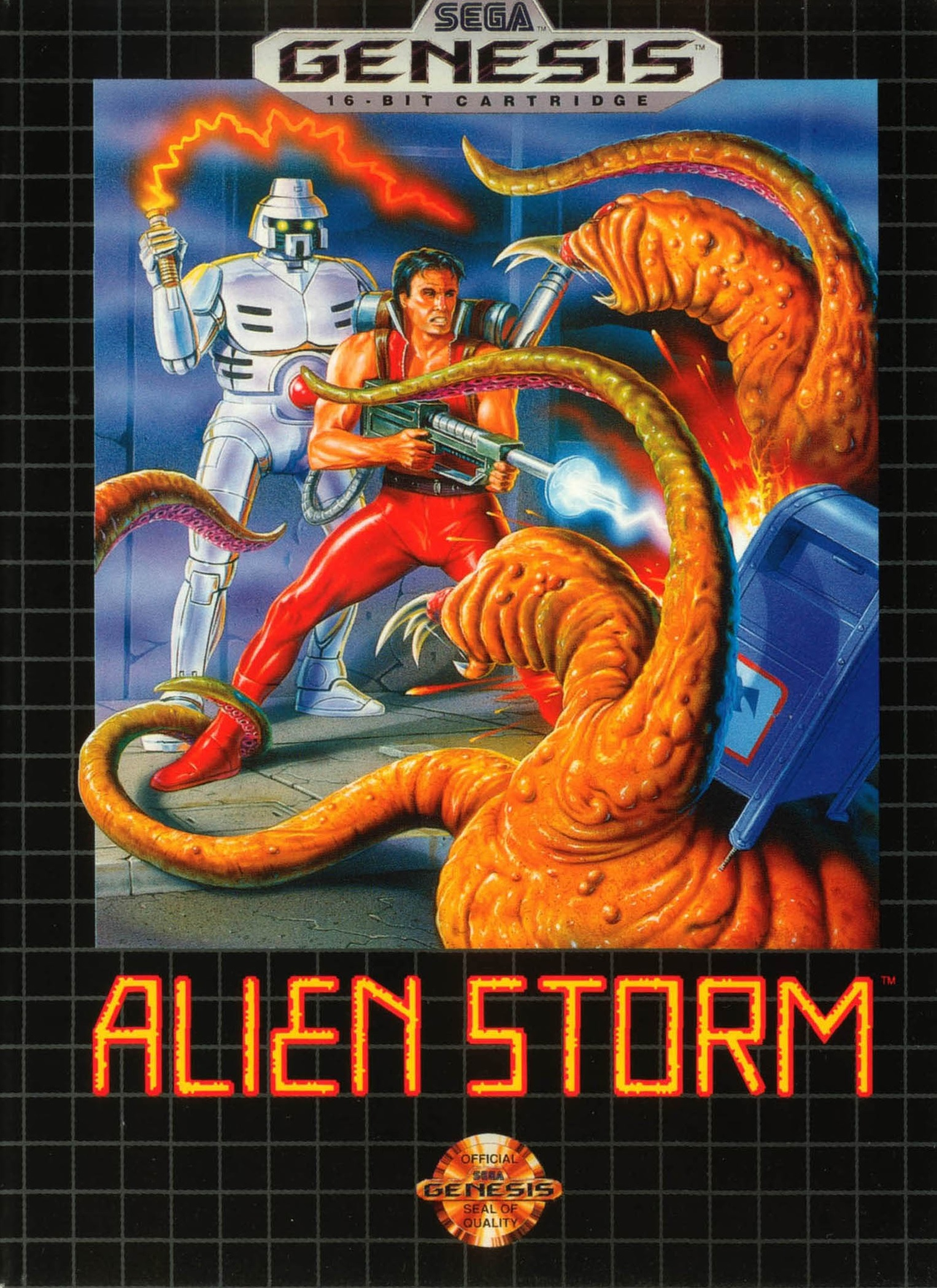 alien storm nintendo fandom powered by wikia