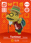 Animal Crossing Amiibo Card 015