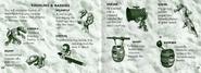 Donkey Kong Land III Manual (Baddies, Page 1)