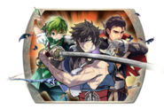 Fire Emblem Heroes - Summoning Banner - Heroes with Vantage