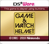 Game and Watch Helmet