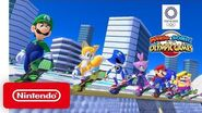 Mario & Sonic at the Olympic Games Tokyo 2020 - Dream Events Reveal Trailer - Nintendo Switch
