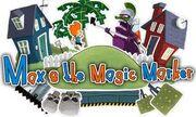 Max & the Magic Marker Logo