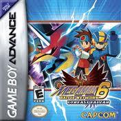 Mega Man Battle Network 6 Flazar