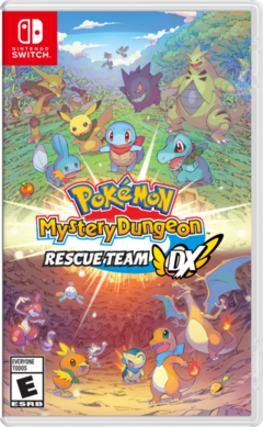 Pokemon Mystery Dungeon Rescue Team DX (NA)